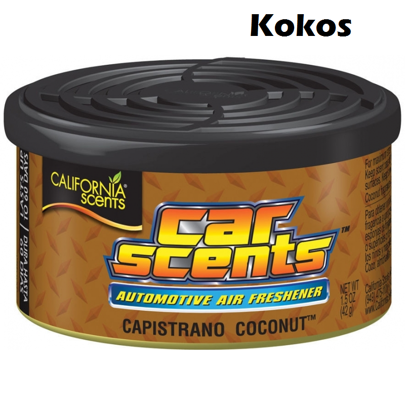 CALIFORNIA SCENTS Kokos