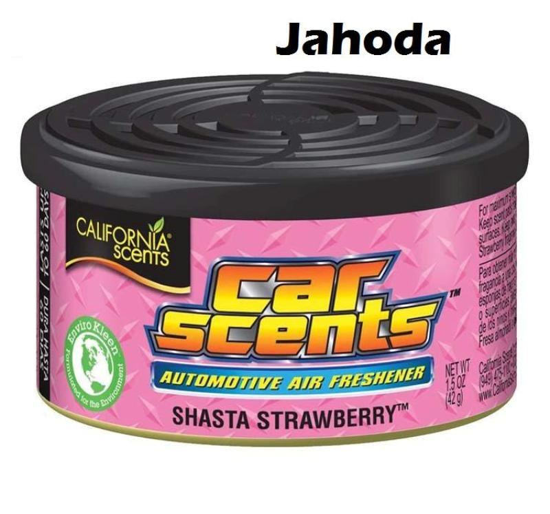 CALIFORNIA SCENTS Jahoda